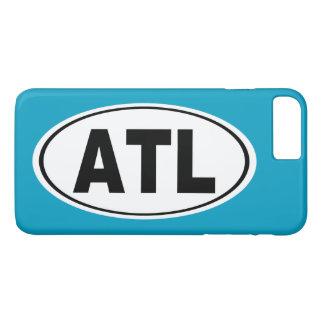 Capa iPhone 8 Plus/7 Plus ATL Atlanta Geórgia