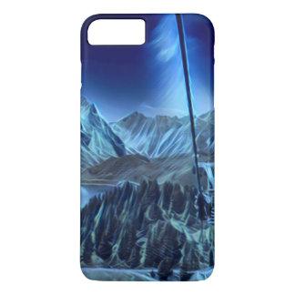 Capa iPhone 8 Plus/7 Plus Através dos montes