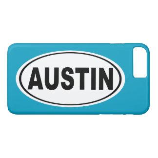 Capa iPhone 8 Plus/7 Plus Austin Texas