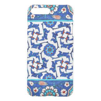 Capa iPhone 8 Plus/7 Plus azulejo do iznik