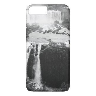Capa iPhone 8 Plus/7 Plus B&W Foz de Iguaçu