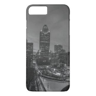Capa iPhone 8 Plus/7 Plus B&W Montreal