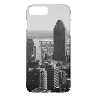 Capa iPhone 8 Plus/7 Plus B&W Montreal 2