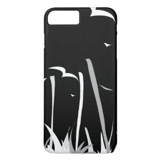 Capa iPhone 8 Plus/7 Plus Bambu e pássaros