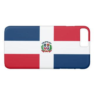 Capa iPhone 8 Plus/7 Plus Bandeira da República Dominicana