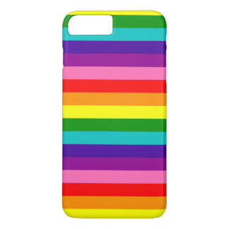 Capa iPhone 8 Plus/7 Plus Bandeira das listras do original 8 do orgulho gay