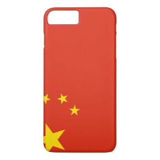 Capa iPhone 8 Plus/7 Plus Bandeira de China