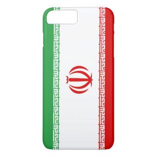 Capa iPhone 8 Plus/7 Plus Bandeira de Irã