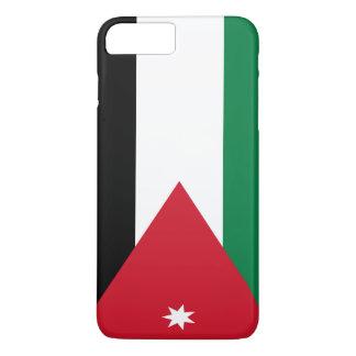 Capa iPhone 8 Plus/7 Plus Bandeira de Jordão