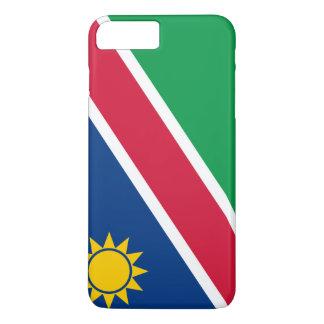 Capa iPhone 8 Plus/7 Plus Bandeira de Namíbia