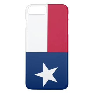 Capa iPhone 8 Plus/7 Plus Bandeira de Texas