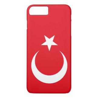 Capa iPhone 8 Plus/7 Plus Bandeira de Turquia