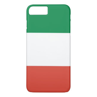 Capa iPhone 8 Plus/7 Plus bandeira italiana