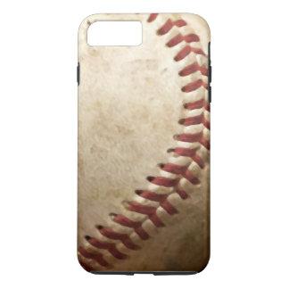 Capa iPhone 8 Plus/7 Plus Basebol do vintage