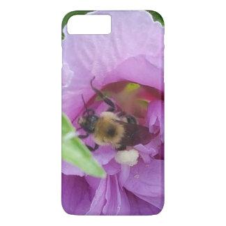 Capa iPhone 8 Plus/7 Plus Bizzy como uma abelha