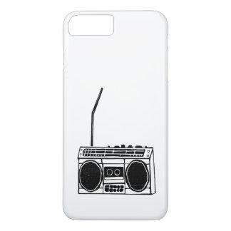 Capa iPhone 8 Plus/7 Plus Boombox