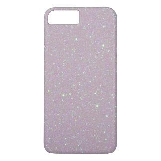 Capa iPhone 8 Plus/7 Plus Brilho Opalescent da pérola branca da neve