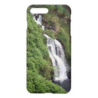 Capa iPhone 8 Plus/7 Plus Cachoeira perto de Hilo, Havaí