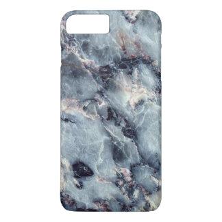 Capa iPhone 8 Plus/7 Plus Caixa de mármore azul