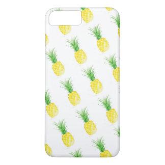 Capa iPhone 8 Plus/7 Plus Caixa do abacaxi (telefone 7 de i+)