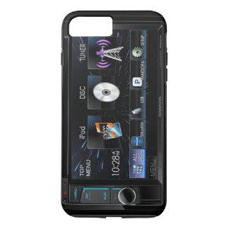 Capa iPhone 8 Plus/7 Plus (caixa estereofónica do carro)