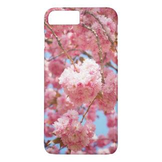 Capa iPhone 8 Plus/7 Plus Caixa feminino da flor