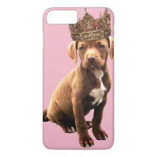 Capa iPhone 8 Plus/7 Plus Cão real #1