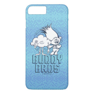 Capa iPhone 8 Plus/7 Plus Cara da nuvem dos troll | & ramo - amigo Bros