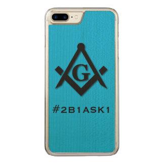 CAPA iPhone 8 PLUS/ 7 PLUS CARVED #2B1ASK1