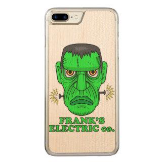 Capa iPhone 8 Plus/ 7 Plus Carved A Empresa Elétrica de Frank