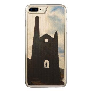 Capa iPhone 8 Plus/ 7 Plus Carved A mina do país de Poldark arruina Cornualha