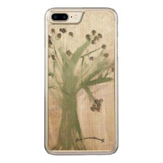 Capa iPhone 8 Plus/ 7 Plus Carved Amor, incondicional caso
