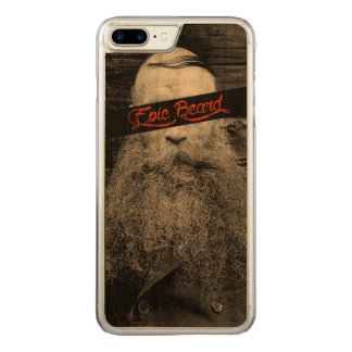 Capa iPhone 8 Plus/ 7 Plus Carved Barba épico