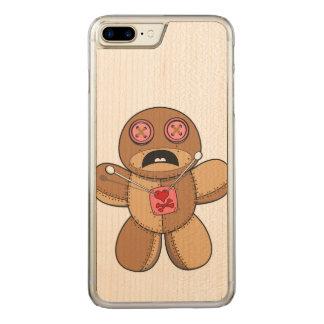 Capa iPhone 8 Plus/ 7 Plus Carved Boneca do Voodoo