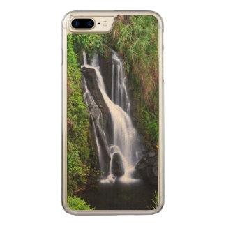 Capa iPhone 8 Plus/ 7 Plus Carved Cachoeira, costa de Hamakua, Havaí
