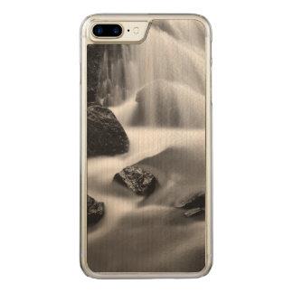 Capa iPhone 8 Plus/ 7 Plus Carved Cachoeira de B&W, Califórnia