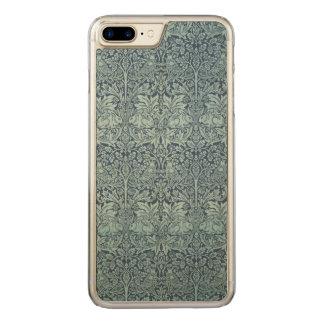 Capa iPhone 8 Plus/ 7 Plus Carved Coelho GalleryHD de William Morris Brer da arte do