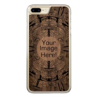 Capa iPhone 8 Plus/ 7 Plus Carved Criar sua própria transferência de arquivo pela