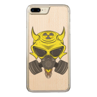 Capa iPhone 8 Plus/ 7 Plus Carved Defcon Hellion (amarelo)