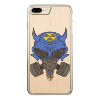 Capa iPhone 8 Plus/ 7 Plus Carved Defcon Hellion (azul)