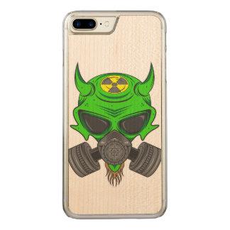 Capa iPhone 8 Plus/ 7 Plus Carved Defcon Hellion (verde)