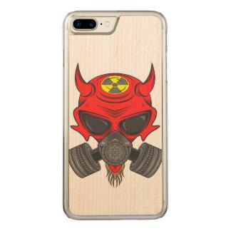 Capa iPhone 8 Plus/ 7 Plus Carved Defcon Hellion (vermelho)