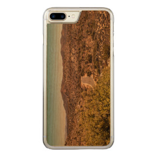 Capa iPhone 8 Plus/ 7 Plus Carved Estrada só do deserto da árvore de Joshua