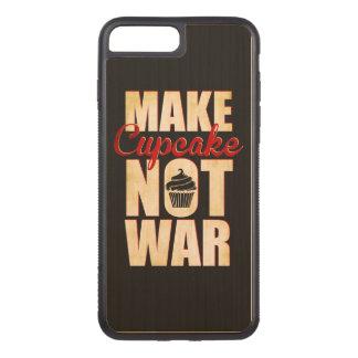 Capa iPhone 8 Plus/ 7 Plus Carved Faça a guerra do cupcake não