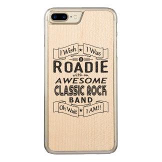 Capa iPhone 8 Plus/ 7 Plus Carved Grupo de rock clássico impressionante de ROADIE