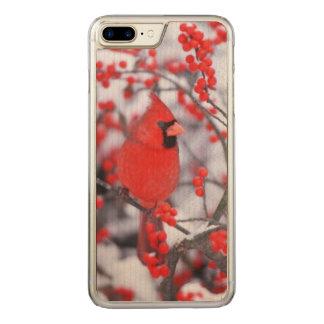 Capa iPhone 8 Plus/ 7 Plus Carved Homem cardinal do norte, inverno, IL