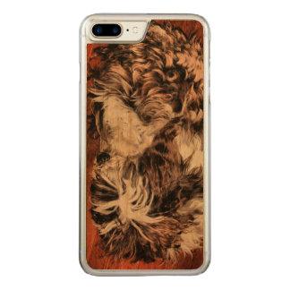 Capa iPhone 8 Plus/ 7 Plus Carved iHavaPhone