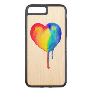 Capa iPhone 8 Plus/ 7 Plus Carved Modelo