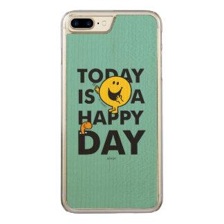Capa iPhone 8 Plus/ 7 Plus Carved O Sr. Feliz | é hoje um dia feliz