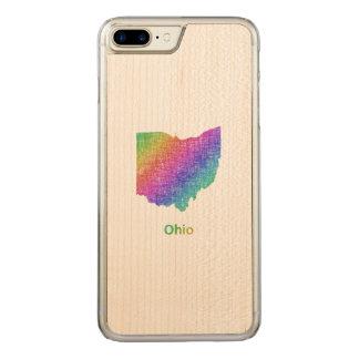Capa iPhone 8 Plus/ 7 Plus Carved Ohio